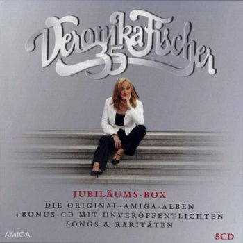 Veronika Fischer - 35 Jubilaums-Box 5CD (2006)