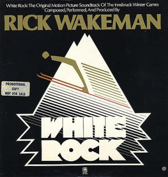 Rick Wakeman (Yes) - White Rock [A&M Records, Ger, LP, (VinylRip 24/192)] (1976)