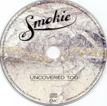 Smokie - Uncovered Too (2002)