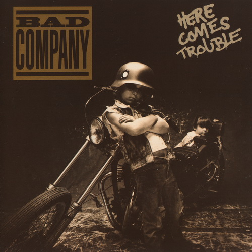 Bad Company - Here Comes Trouble (US 1992 ATCO • 91759)
