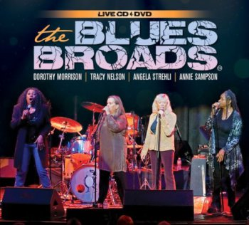 The Blues Broads - The Blues Broads (2012)