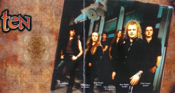 Ten - Return To Evermore 2004 (Avalon/Japan)