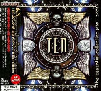 Ten - The Essential Collection 1995-2005 (Compilation 2CD) 2005 (Avalon/Japan)