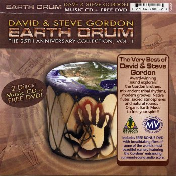 David & Steve Gordon - Earth Drum: 25th Anniversary Collection Vol. 1 (2008)