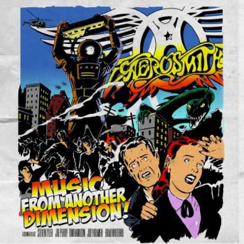 Aerosmith - Music From Another Dimension! -2012