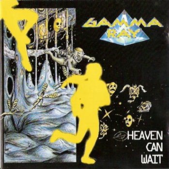 "Gamma Ray - Heaven Can Wait [Noise International, Ger, 12"" (VinylRip 24/192)] (1990)"