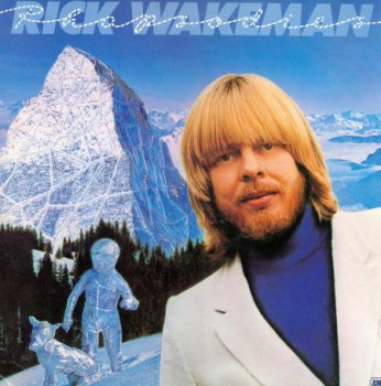 Rick Wakeman (Yes) - Rhapsodies [A&M Records, US, 2LP, (VinylRip 24/192)] (1979)