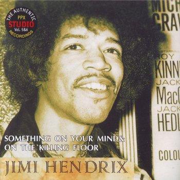 Jimi Hendrix - Something on Your Mind & On the Killing Floor (1996)