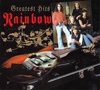 Rainbow - Greatest Hits (StarMark, 20083-1, 2) 2хCD
