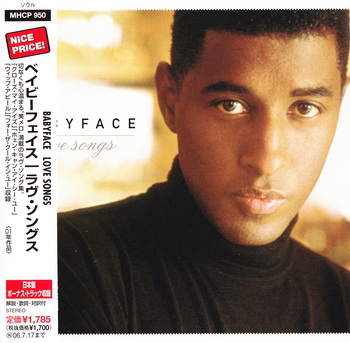 Babyface - Love Songs (2001) [Japan Release]