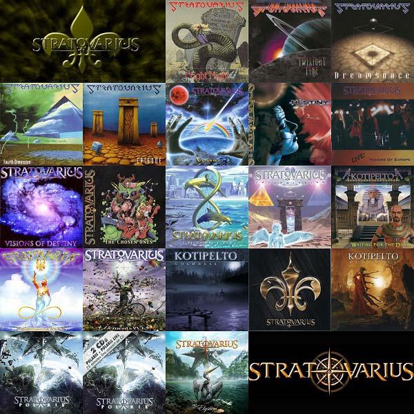 stratovarius discography flac