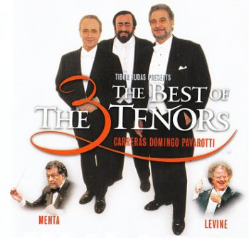 The Three Tenors - The Best of the Three Tenors