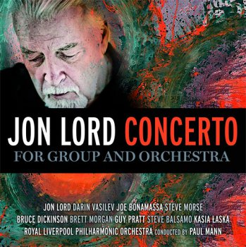 Jon Lord - Concerto for Group And Orchestra (2012)