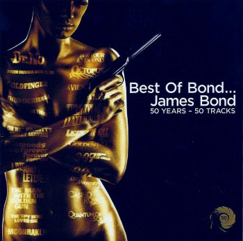 OST - Best Of James Bond 50th Anniversary Collection [2 CD] (2012)