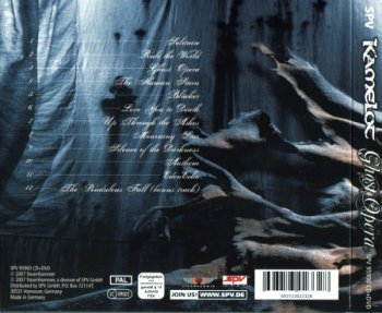 Kamelot - Ghost Opera (Limited Edition) 2007 + [DVD]