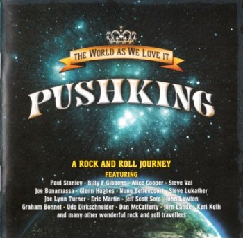 Pushking - The World As We Love It (2011)