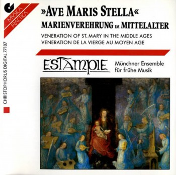 Estampie - Ave Maris Stella (1991)
