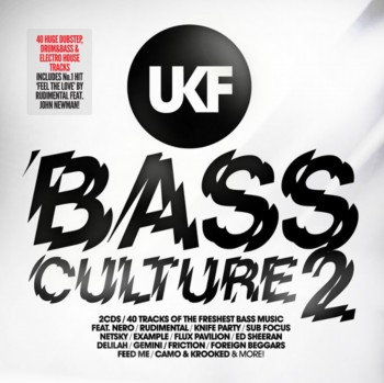 VA - UKF: Bass Culture 2 (2012)