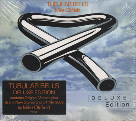 MIKE OLDFIELD - Deluxe Edition (23 x CD • Universal Music Company • Re-mastered 2009-2016)