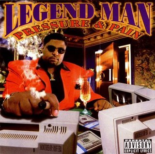 Legend Man-Pressure & Pain 1997