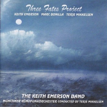 The Keith Emerson Band - Three Fates Project (2012)
