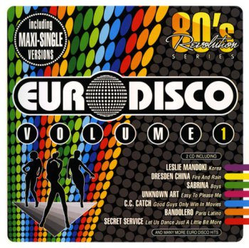VA - 80s Revolution Euro Disco Volume 1 (2012)