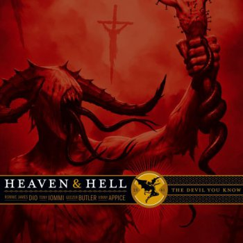 Heaven And Hell - The Devil You Know (2LP Set Rhino Records US VinylRip 24/96) 2009