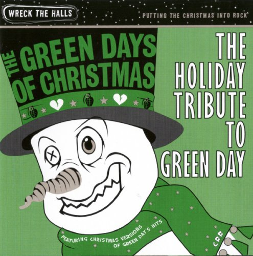 Santa Claws and The Naughty But Nice Orchestra - The Holiday Tribute To Green Day