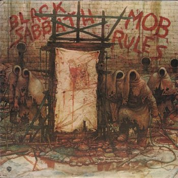 Black Sabbath - Mob Rules [Warner Bros. Records – BSK 3605, US, LP (VinylRip 24/192)] (1981)