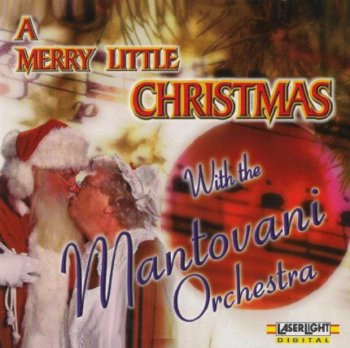 Mantovani & His Orchestra - A Merry Little Christmas With