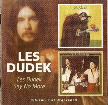 Les Dudek - Les Dudek/Say No More 1976/1977 (2CD/BGO Rec. 2007)