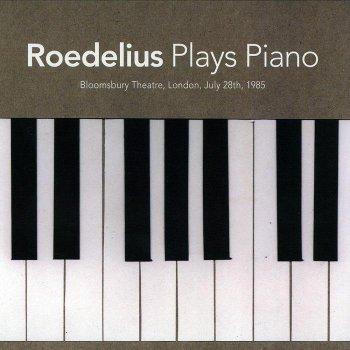 Roedelius - Plays Piano ( 2011)