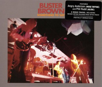 Buster Brown - Something To Say 1974 (Aztec Music 2005)
