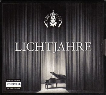 Lacrimosa - Lichtjahre (Limited Edition) 2CDs (2007)