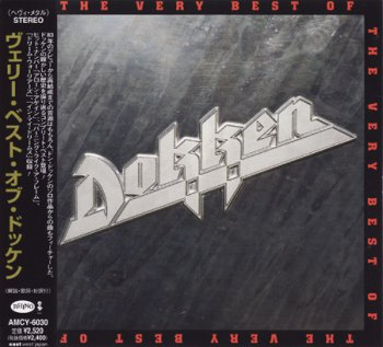 Dokken - The Very Best Of Dokken 1999 (Rhino/EastWest Japan)