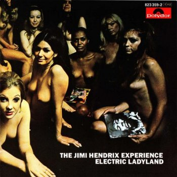 The Jimi Hendrix Experience - Electric Ladyland 1968 (1984)