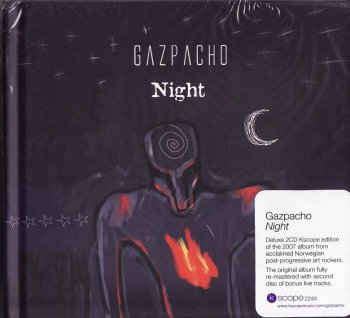 Gazpacho - Night 2007 [Remastered Deluxe Edition] (2012)