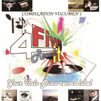 VA - Five4it Compilation Vol.1 (2012)