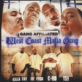 West Coast Mafia Gang-Gang Affiliated 2004