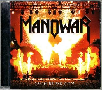 Manowar - Discography [21 CD] (1982-2012)