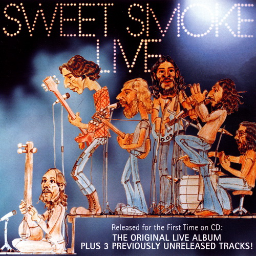 Sweet Smoke (Discography)