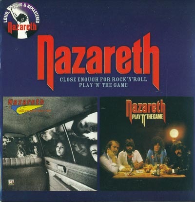 Nazareth - Discography [Loud, Proud & Remastered 2009-2011] (1971-1998)