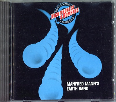 Manfred Mann's Earth Band - Discography