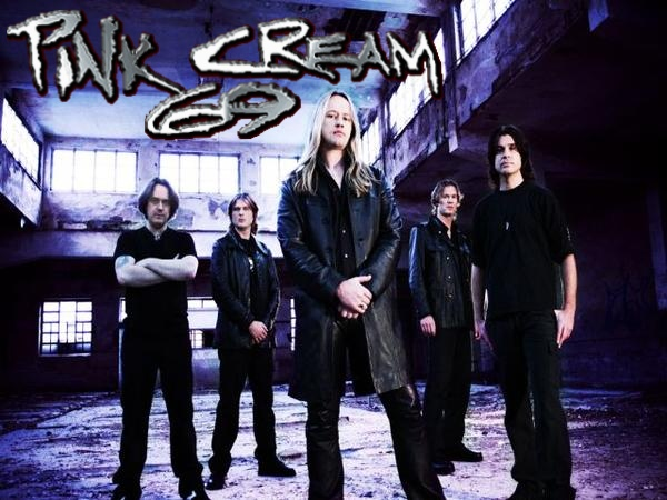 Pink Cream 69 - Discography [Japanese Edition] (1989-2013)