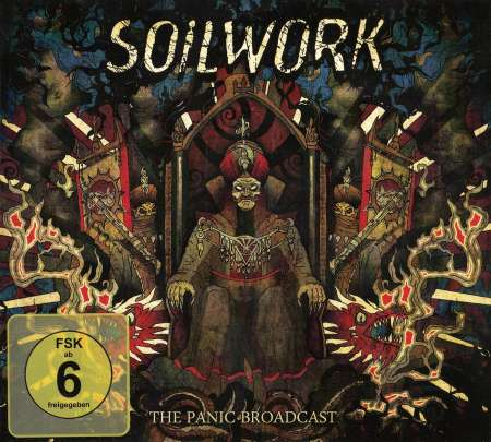 Soilwork - The Panic Broadcast (2010)