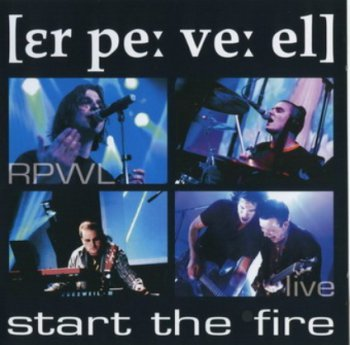 RPWL - Start The Fire 2CD (2005)