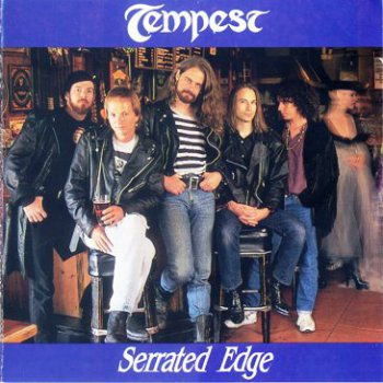Tempest - Serrated Edge (1992)