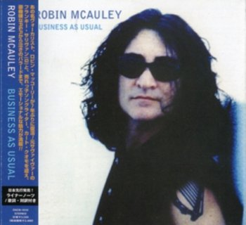 Robin McAuley - Business As Usual 1999 (Zain Rec. / Japan) Lossless