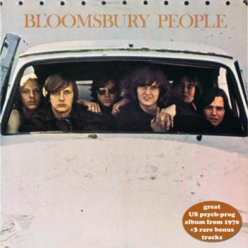 Bloomsbury People - Bloomsbury People 1970 (Remastered 2012)
