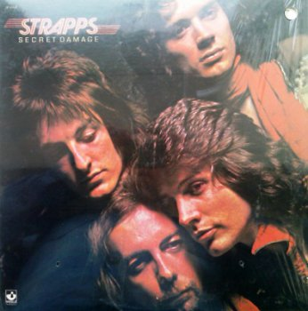 Strapps - Secret Damage 1977 (Vinyl Rip 24/192)